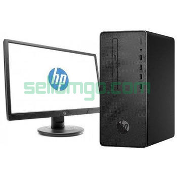 """PC DE BUREAU HP 290 G1 MT / I3 7È GÉN / 4GO / 500GO + ECRAN 20.7"""""""